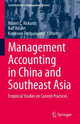 Management Accounting in China and Southeast Asia : Empirical Studies on Current Practices