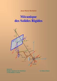 Mécanique des Solides Rigides
