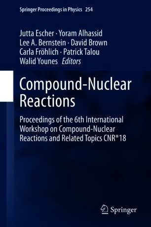 Compound-Nuclear Reactions