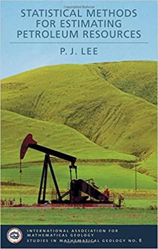 Statistical Methods for Estimating Petroleum Resources