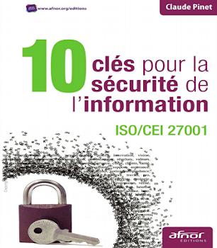 10 clés pour la sécurité de l'information : ISO/CEI 27001