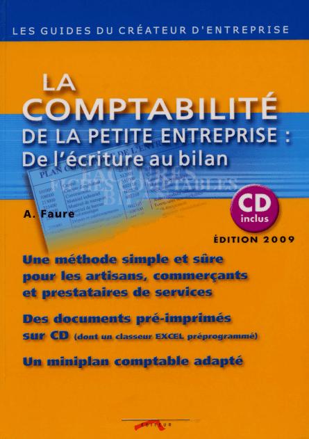 La Comptabilité De La Petite Entreprise De L'écriture Au Bilan